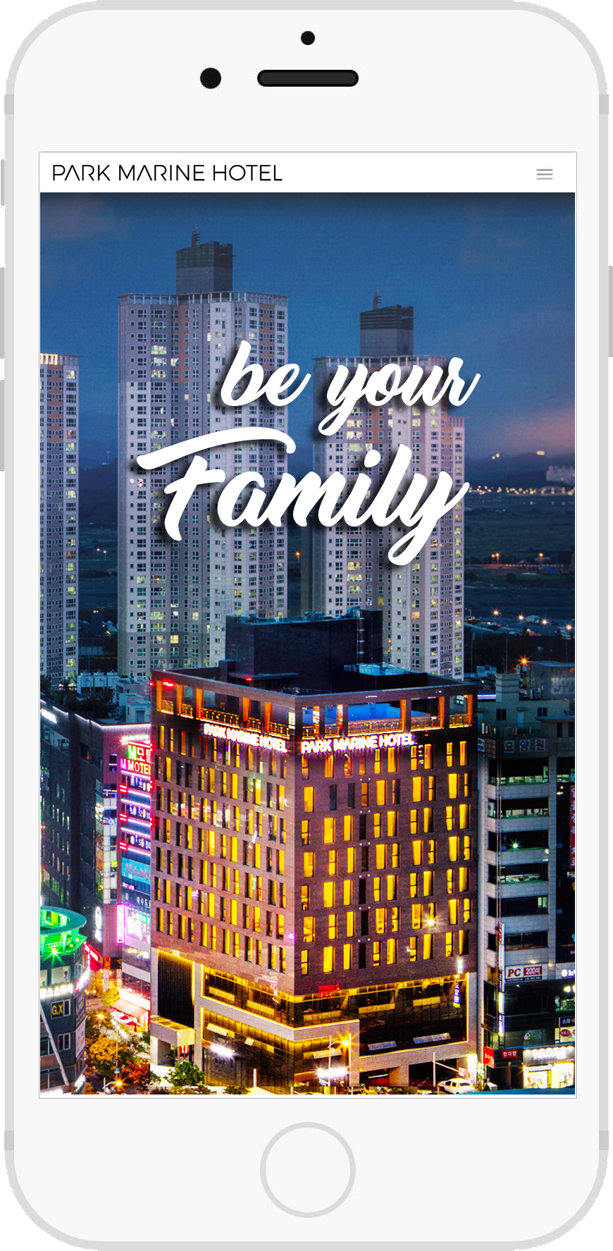 iphone Be Your Family
